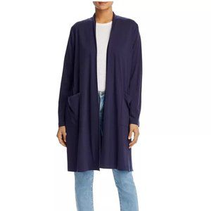 New Eileen Fisher Long Cardigan